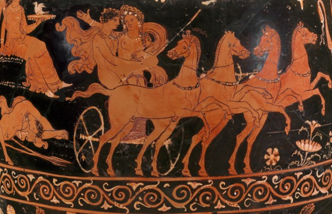 Image result for ancient greek gift giving
