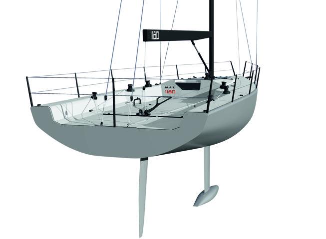 New MAT1180 By Mills Yacht Design MAT 1010 By VMG