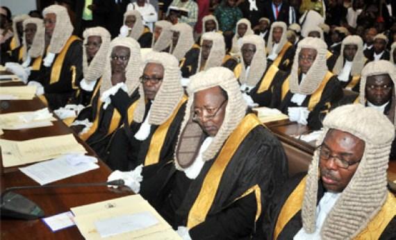 Image result for nigeria supreme court judges