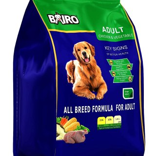 Bairo Chicken and Vegetable Adult Dog Food