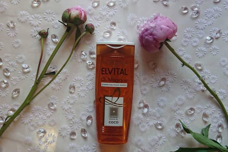 Elvital Öl Magique schwereloses Pflege-Shampoo