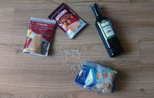 Risotto mit Parmesan