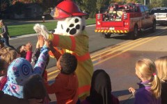 7th grader brings joy as AVFD mascot