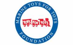 Toys for Tots brightens holiday season