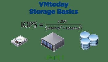 Storage Basics - Part II: IOPS - VMtoday