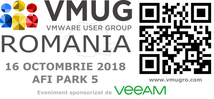 Eveniment VMUG Romania