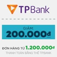 Giảm giá từ TPBank