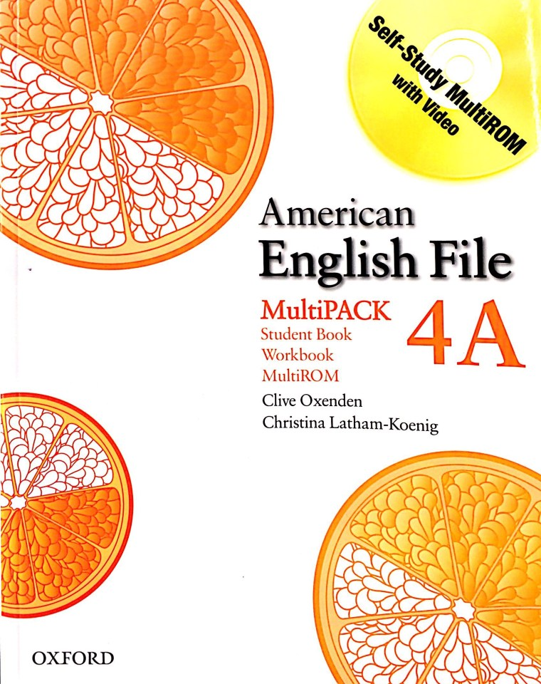 Fahasa - American English File 4 Student Book/Workbook Multipack A