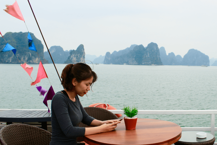 Top experiences traveling Vietnam - Lazalee cruise