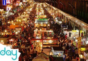 Càn quét chợ đêm Đài Loan - Blog KKday Vietnam