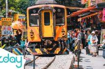 Du lịch Đài Loan tự túc blog kkday việt nam