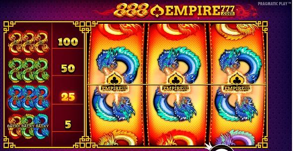 Slot Game EMPIRE777