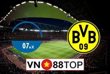 Soi kèo, Tỷ lệ cược Paderborn vs Dortmund , 23h00 ngày 31/5/2020