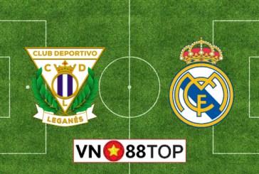 Soi kèo, Tỷ lệ cược Leganes vs Real Madrid, 02h00 ngày 20/07/2020
