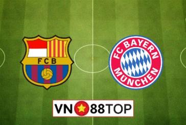 Soi kèo nhà cái, Tỷ lệ cược Barcelona vs Bayern Munich - 02h00 - 15/08/2020