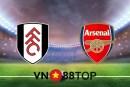 Soi kèo nhà cái, Tỷ lệ cược Fulham vs Arsenal - 18h30 - 12/09/2020