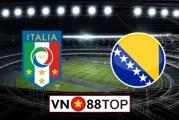 Soi kèo nhà cái, Tỷ lệ cược Italy vs Bosnia & Herzegovina - 01h45 - 05/09/2020