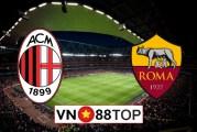 Soi kèo nhà cái, Tỷ lệ cược AC Milan vs AS Roma - 02h45 - 27/10/2020