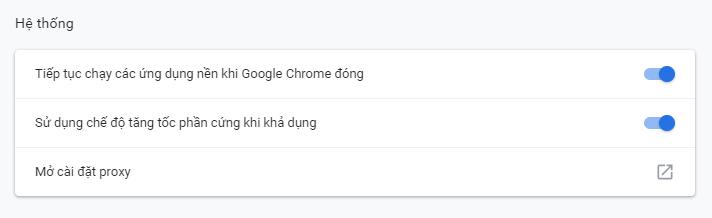 Sửa lỗi google chrome 69 xem video bị treo
