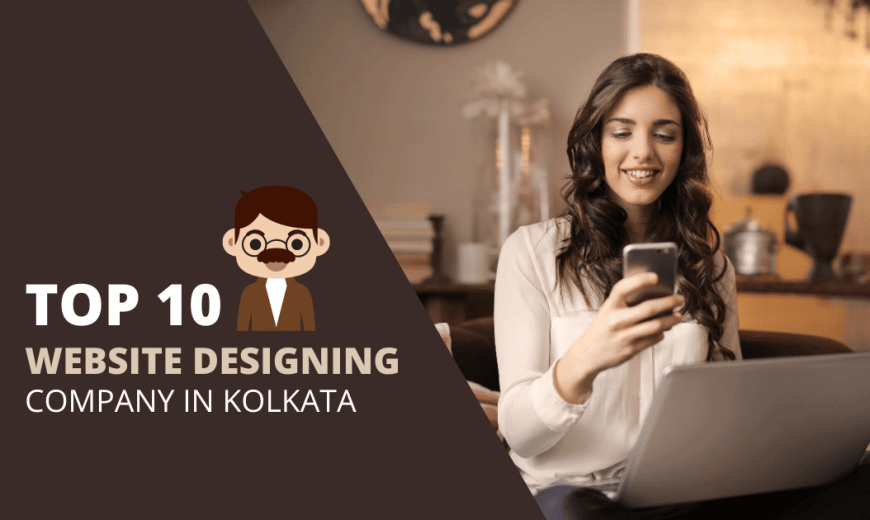 Top 10 Website Design Company in Kolkata
