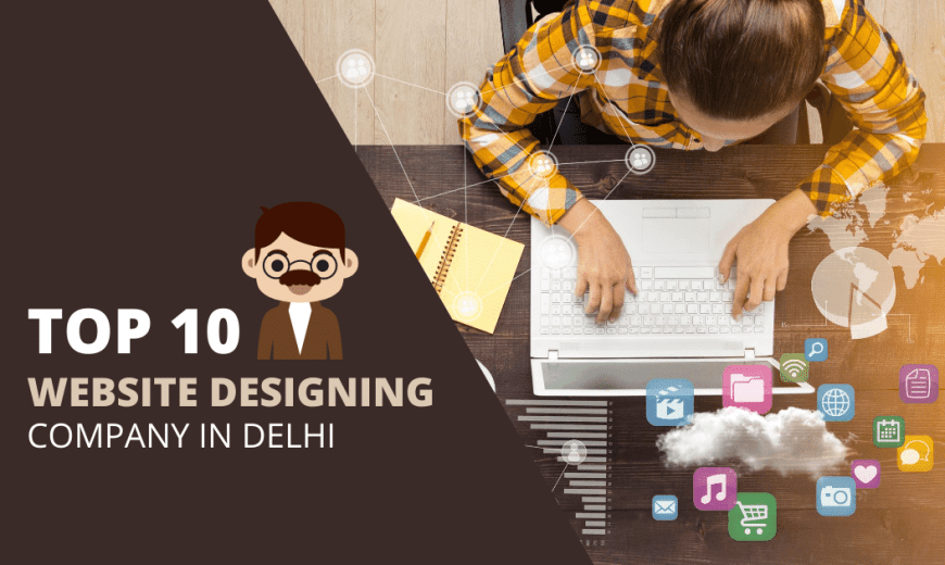 Top 10 Website Designing Company in India