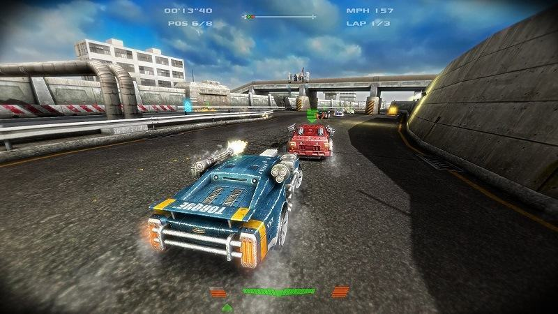 [PC] Battle Riders [Racing | Action | Indie | Simulation | 2017]