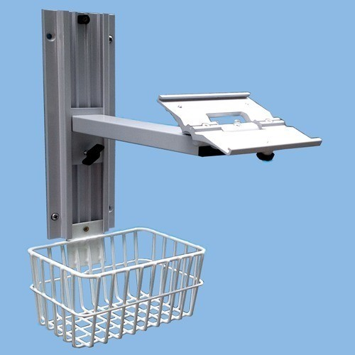 wall mount patient monitor stands