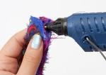 Cách làm vòng tay bằng vải-1
