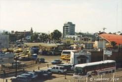 Parking, Puente Peatonal, Garitas, Tijuana