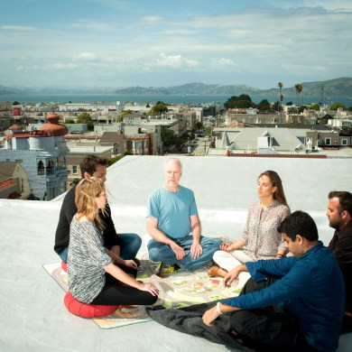 Kenneth Folk in Silicon Valley