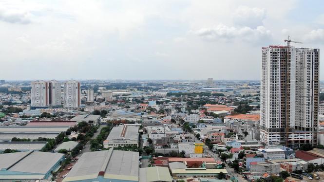 Chung cư 'trăm hoa đua nở' dọc đại lộ đẹp nhất Sài Gòn - ảnh 28