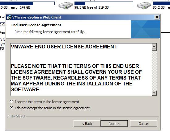 vmware license agreement