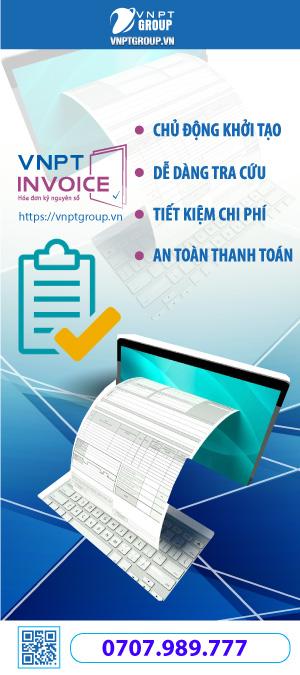 khuyến mãi hóa đơn điện tử vnpt