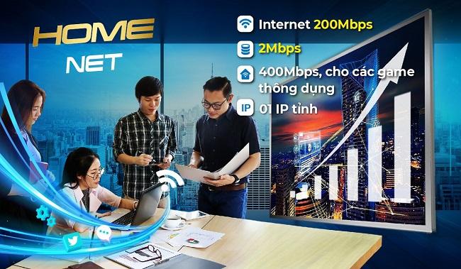 Gói internet Home NET VNPT