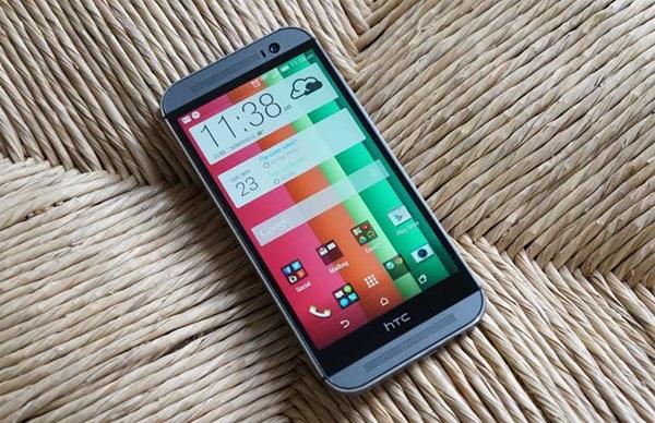 HTC One M8 sở hữu màn hình cảm ứng mượt nhất thế giới