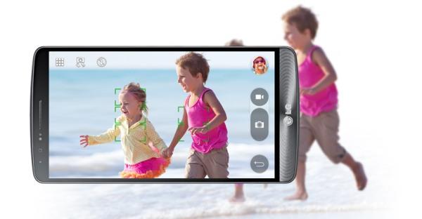 LG G3 chính thức: Màn 2K 5.5 inch, Snapdragon 801, pin 3000mAh