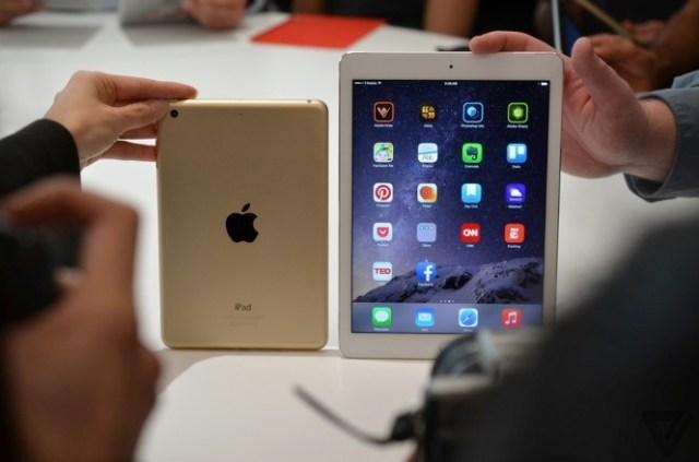 Trên tay Apple iPad Air 2