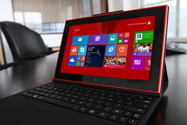 đánh giá Lumia 2520