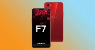 Rom cứu máy, xóa mật khẩu màn hình OPPO F7 (CPH1819)