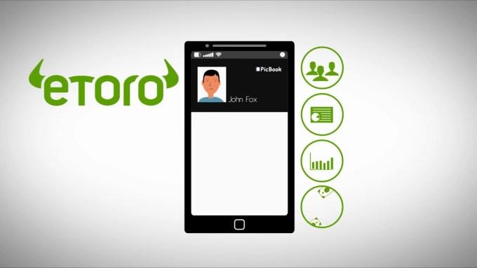 cách nạp tiền trên eToro