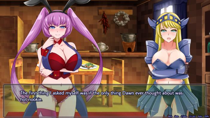 Burokku Girls Screenshot 1