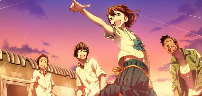 Robotics;Notes Is Coming To The West