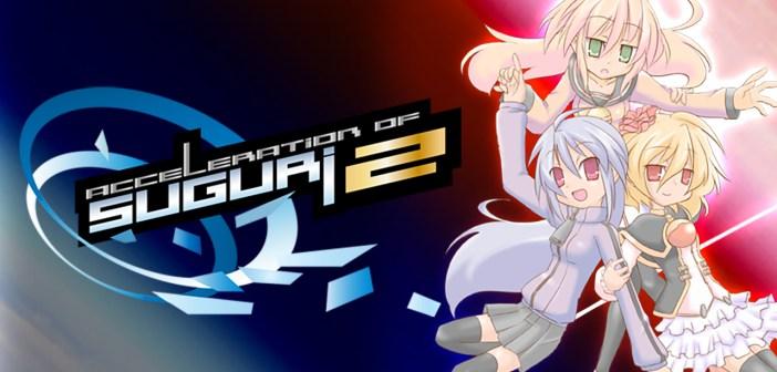 Fruitbat Factory Releases Acceleration of SUGURI 2