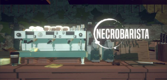 Necrobarista Coming Early 2019, New Trailer Released