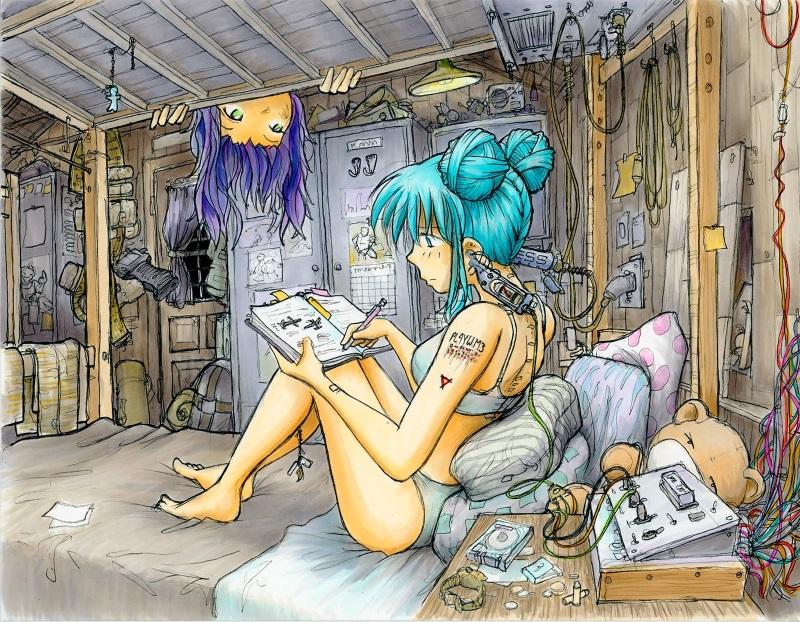 The Folly of the MegaTokyo Visual Novel