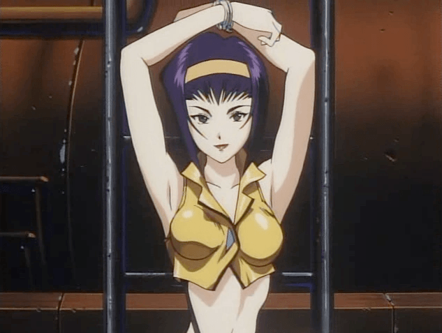 A Brief Defense (and Analysis of) Faye Valentine's Outfit