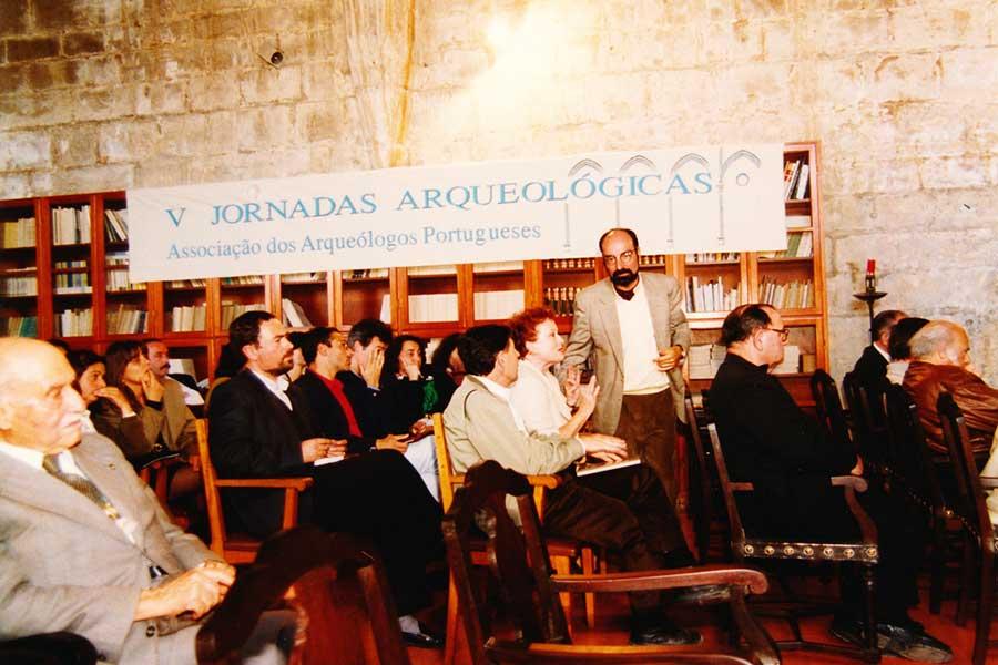 V Jornadas Arqueológicas. 1993.