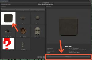 VNTANA Unity Plugin Screenshot