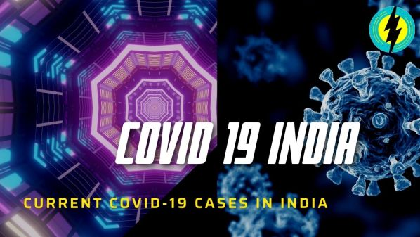 Current Covid-19 Cases in India