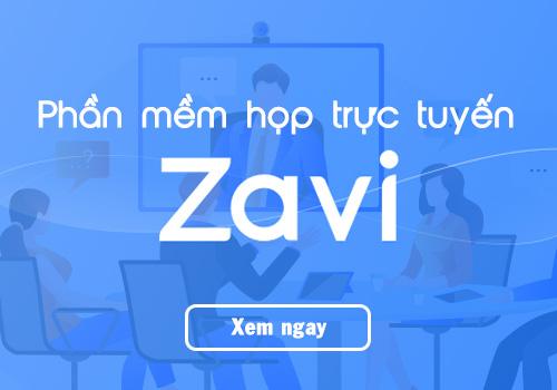 Hướng dẫn sử dụng phần mềm Zavi của Zalo để dạy học trực tuyến